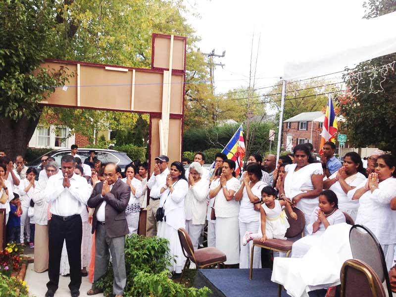 Dhamma Sermon by Reverend Mavarale Bhadiya Himi